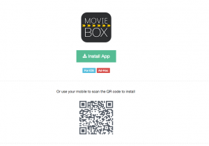 ShowBox Download for iPhone iPad iPod Touch iOS