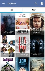Cinema Box App for Android