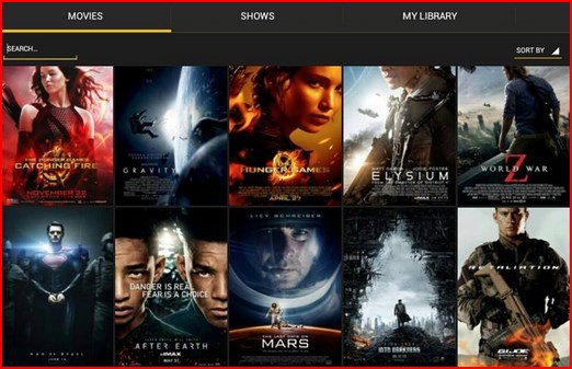 Download Showbox For iPad
